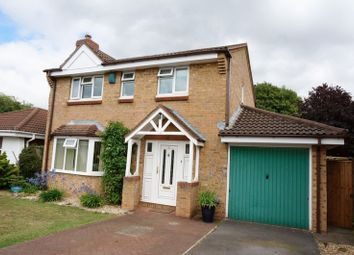 Thumbnail 4 bed detached house for sale in Marden Grove, Taunton
