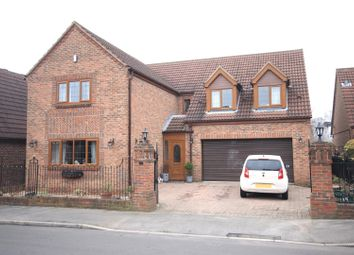 Thumbnail 4 bed detached house for sale in Ravens Walk, Conisbrough, Doncaster