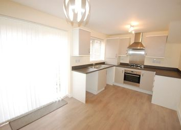 Thumbnail 3 bedroom property to rent in Upton Drive, Stretton, Burton Upon Trent, Staffordshire