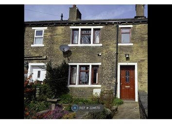 Thumbnail 2 bedroom terraced house to rent in New Row, Bradford