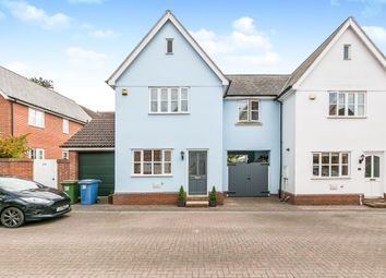 Thumbnail 3 bed link-detached house for sale in Reddells Close, Sudbury