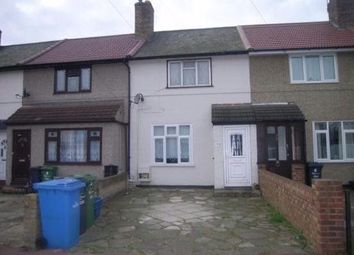 Thumbnail 2 bed terraced house to rent in Armstead Walk, Dagenham