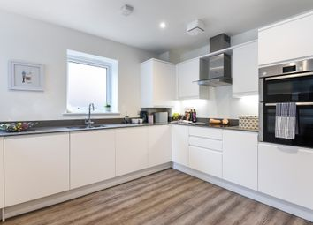 Thumbnail 2 bed flat for sale in Villiers Court, Cheam Road, Ewell