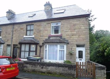 Thumbnail 3 bed end terrace house for sale in Nunsfield Road, Buxton, Derbyshire