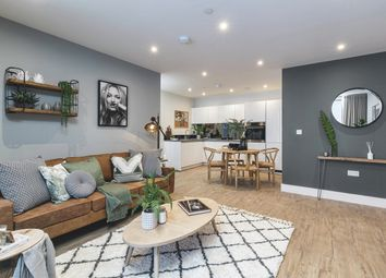 Thumbnail 1 bed flat for sale in Charter Square, High Street, Staines Upon Thames