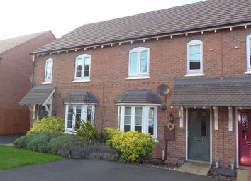 Thumbnail 3 bedroom terraced house for sale in Glengarry Way, Greylees, Sleaford