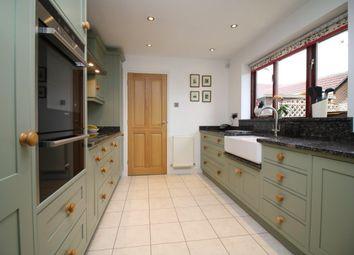 Thumbnail 3 bed detached bungalow for sale in Long West Croft, Calverton, Nottingham