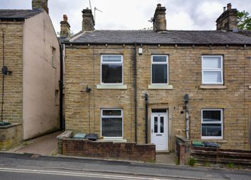 Thumbnail 2 bed end terrace house for sale in Commercial Street, Slaithwaite, Huddersfield