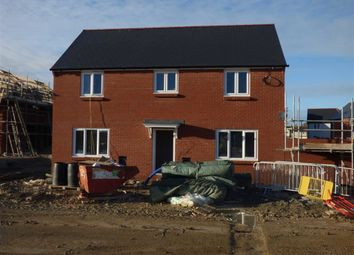 Thumbnail 4 bed detached house for sale in Curtis Way, Weymouth