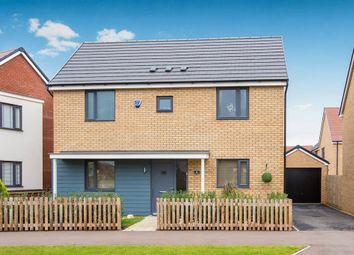 Thumbnail 3 bed detached house for sale in Harris Way, Wootton, Bedford