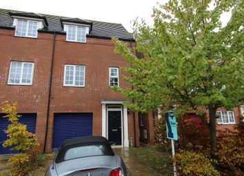 Thumbnail 3 bed town house for sale in Oxford Gardens, Holbeach, Spalding