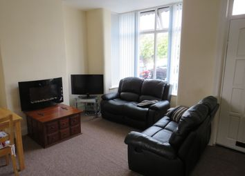Thumbnail 3 bed terraced house to rent in Hollingwood Avenue, Bradford