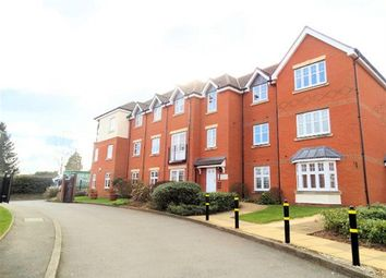 Thumbnail 3 bed flat for sale in Chancel Court, Solihull