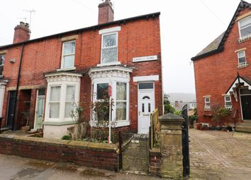 Thumbnail 3 bed end terrace house for sale in Graham Road, Sheffield