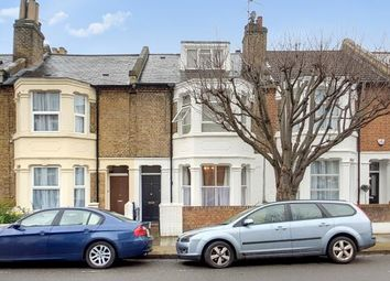 Thumbnail 1 bed flat for sale in Buckmaster Road, London