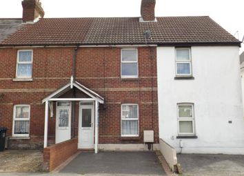 Thumbnail 2 bed terraced house for sale in Richmond Road, Parkstone, Poole