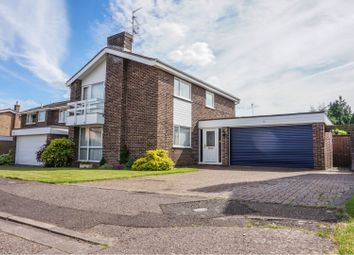 4 bed detached house for sale in Azalea Close, Peterborough PE3