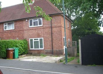 Thumbnail 2 bed terraced house to rent in Anstey Rise, Sneinton, Nottingham