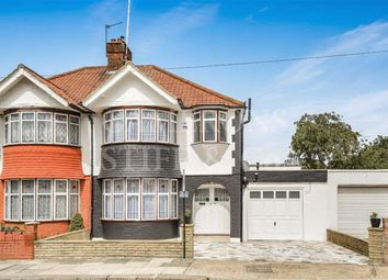 Thumbnail 3 bed semi-detached house to rent in Kenneth Crescent, Willesden Green, London