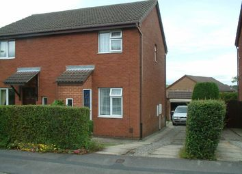 Thumbnail 2 bed property to rent in Yarrow Drive, Killinghall, Harrogate