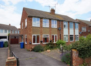 Thumbnail 3 bed semi-detached house for sale in Scrapsgate Road, Minster On Sea
