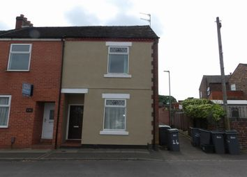Thumbnail 3 bed end terrace house to rent in Oxford Street, Penkhull, Stoke-On-Trent