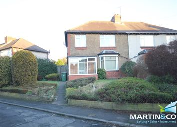 Thumbnail 3 bed semi-detached house to rent in Ashes Road, Oldbury
