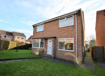 Thumbnail 4 bed detached house for sale in Lightfoots Close, Scarborough