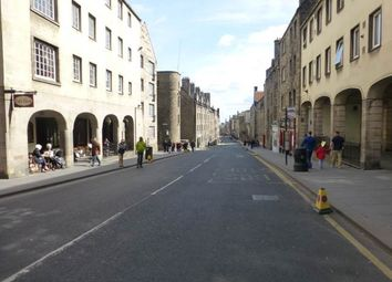 Thumbnail 1 bedroom flat to rent in Canongate, Edinburgh