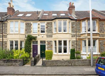 Thumbnail 4 bedroom terraced house for sale in Theresa Avenue, Bishopston, Bristol