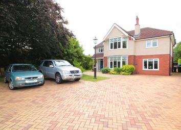 Thumbnail 4 bed detached house for sale in Marshfield Road, Marshfield