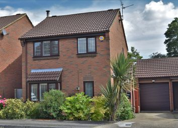 Thumbnail 3 bed detached house for sale in Jacklin Close, Chatham