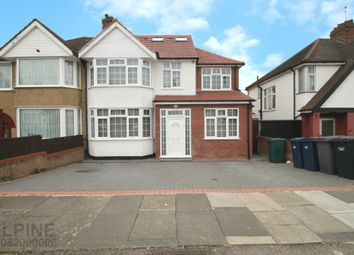 Thumbnail 5 bedroom semi-detached house for sale in Lynton Avenue, London