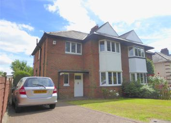 Thumbnail 3 bed semi-detached house for sale in Bassaleg Road, Newport, South Wales