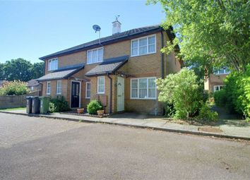 Thumbnail 2 bed end terrace house to rent in Gadebridge, Hertfordshire