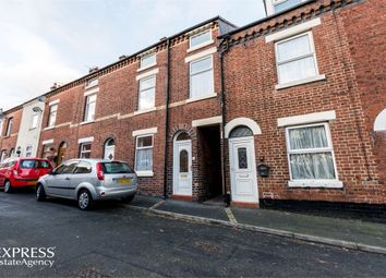 Thumbnail 4 bed terraced house for sale in Grosvenor Street, Leek, Staffordshire