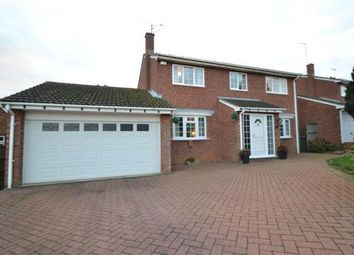 Thumbnail 4 bed detached house for sale in Grange Road, Wellingborough, Northamptonshire