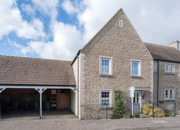 Thumbnail 3 bed end terrace house for sale in Strongs Close, Sherston, Malmesbury