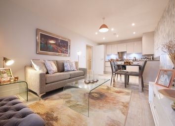 Thumbnail 2 bed flat for sale in Plot 16, Lewis House, Queensgate, Farnborough, Hampshire