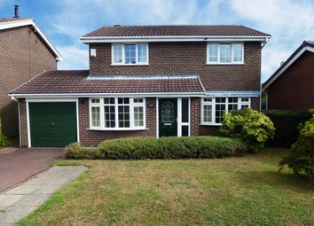 Thumbnail 4 bed detached house for sale in Loudoun Place, Castle Donington, Castle Donington, Derbyshire