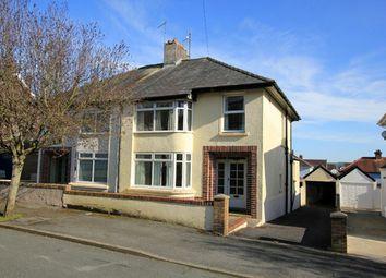 Thumbnail Semi-detached house for sale in Steele Avenue, Carmarthen, Carmarthenshire