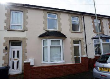Thumbnail 4 bed terraced house for sale in Bargoed Terrace, Treharris
