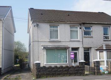 Thumbnail 3 bed semi-detached house for sale in Bonllwyn, Ammanford