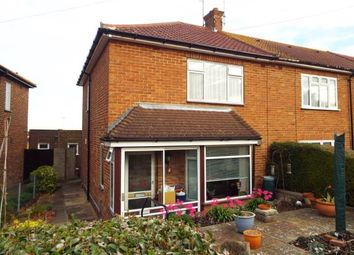 Thumbnail 2 bed end terrace house for sale in Green Close, Rochester, Kent