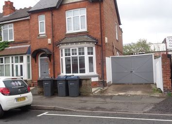 Thumbnail 2 bed flat to rent in Waterloo Road, Birmingham