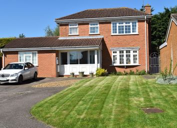 Thumbnail 5 bed detached house for sale in Wakehurst Drive, East Hunsbury, Northampton