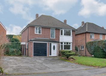 Thumbnail 3 bed detached house for sale in Warwick Avenue, Aston Fields, Bromsgrove