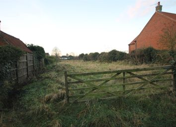 Thumbnail Land for sale in Pinfold Lane, Averham, Newark, Nottinghamshire.