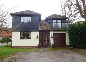 Thumbnail 4 bed detached house for sale in Critchards, Woodbury, Exeter