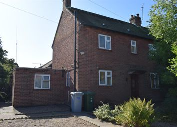 Thumbnail 3 bedroom semi-detached house to rent in Vicarage Road, Southwell